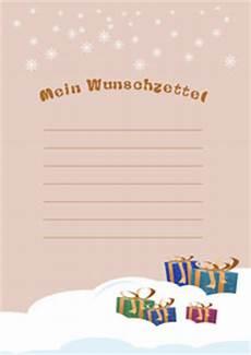 brief vom weihnachtsmann 187 wunschzettel