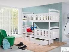 Kinderbett Etagenbett Hochbett Kinder Bett Holz 2 Betten