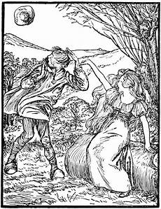 file illustration at page 147 in grimm s household tales