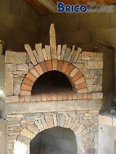 Construction Et Realisation Four A Pizza A