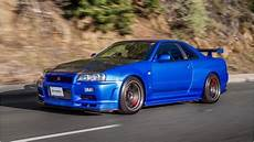 Why The Nissan R34 Skyline Gt R Is Still The Best The Drive