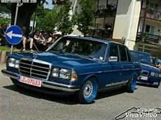 Mercedes W123 Tuning