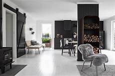 total look noir dans la cuisine frenchy fancy