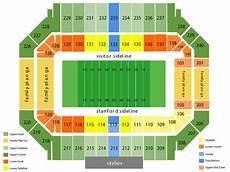 Stanford Stadium Seating Chart Earthquakes Stanford Stadium Seating Chart Amp Events In Stanford Ca