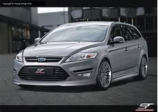 Ford Mondeo Mk4 Estate Bodykit Atbodykits Ltd
