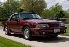 51k mile 1989 ford mustang gt 5 0 for sale bat auctions