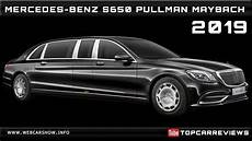 2019 mercedes s650 pullman maybach review rendered