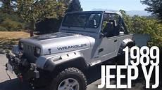 my beloved yj jeep wrangler 1989