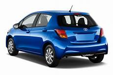 2017 toyota yaris reviews and rating motor trend