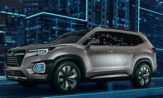 Subaru Viziv 7 Suv Concept 2018 Erste Fotos