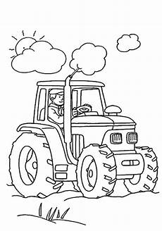 farm free to color for children farm coloring pages
