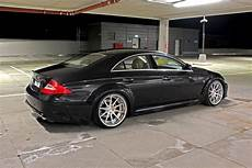 Mercedes Cls 63 Amg W219 Tuning Black Edition Wide