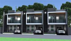 3 takes on modern apartment my newly rendered perspective of 2 storey 3 doors