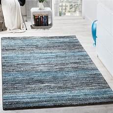 teppiche modern wohnzimmer teppich spezial melierung t 252 rkis teppich de