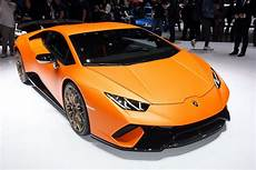 lamborghini s new huracan performante wants to be the new