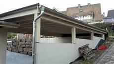 Garage Wird Als Abstellraum Genutzt by Carport Garage Holzbauhoffmann