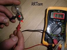 Comment Tester Une Oule De Voiture Avec Un Multimetre
