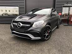 gle coupe occasion mercedes classe gle coup 233 c292 63 amg s 4matic suv noir