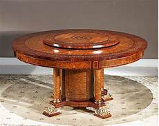 Kitchen Table With Lazy Susan by Infinity Furniture Dining Table W Lazy Susan Orpheus Inop 712