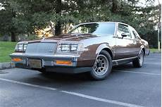 28 years owned 1987 buick regal limited turbo for sale on