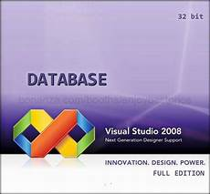 visual studio 2008 database 32 bit full edition software