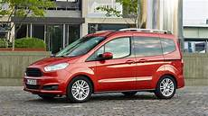 test ford tourneo courier 1 0 ecoboost titanium