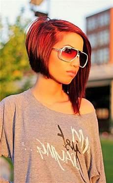 short asymmetrical bobs hairstyle haircut 65 fashion best