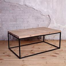 Industrial Looking Coffee Tables industrial style coffee table by cosywood