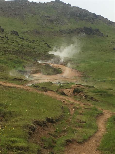 Reykjadalur Hot Spring Hike