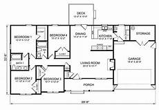 ranch style house plans 4 bedroom with basement image result for open concept 1 floor 4 bedroom floor