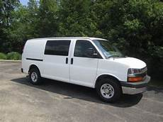 old car manuals online 2010 chevrolet express 2500 interior lighting buy used 2010 chevy express 2500 cargo van 4 8l v8 auto a c all power options runs great in