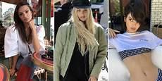 habillement ée 70 les mannequins les plus populaires sur instagram