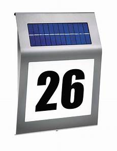 solar hausnummer die 6 besten modelle im test
