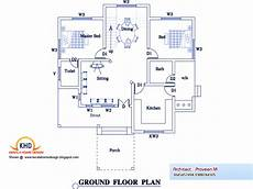 plans of houses kerala style 3 bedroom home plan and elevation kerala home design and