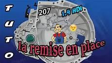 Changer Un Embrayage Partie 2 207 206 Biper