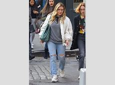 HILARY DUFF Out Shopping in New York 04/30/2019 ? HawtCelebs