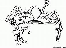 Ausmalbild Roboter Auto 7 Beste Ausmalbilder Roboter Kfroboter Bastelbogen