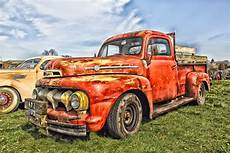 Rustic Truck Wallpaper