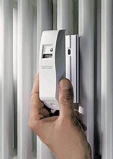 ableser bei techem klimaanlage und heizung zu hause