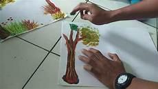 Gambar Finger Painting By Ikhsan Kalm