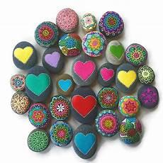 steine bemalen stifte diy painted rocks craft inspiration