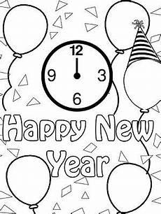 Neujahr Malvorlagen Ninjago Ausmalbilder Silvester Neujahr Tiffanylovesbooks