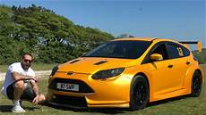 btcc kitted road going 300 bhp mk3 st ford focus st mk3