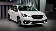 2020 subaru legacy a new platform and turbo perk up