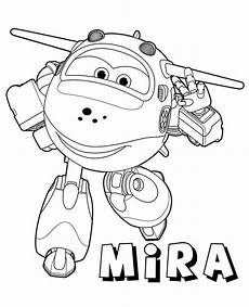Malvorlagen Wings Mira Mira Plane Coloring Pages To Or Print For Free