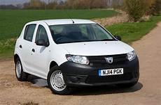 Dacia Sandero Hatchback Review Parkers
