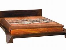 letto futon letto japan futon in legno di noce