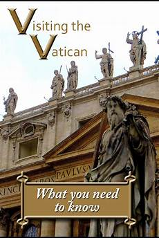 tips for visiting st peter s basilica vatican city