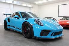 used 2019 porsche 911 gt3 rs coupe 2d for sale 232 997