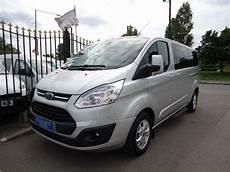 Ford 9 Sitzer - 2015 ford transit custom tourneo l2 300 titanium 9 seater